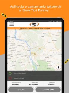 Screenshots - ELMO Taxi Puławy