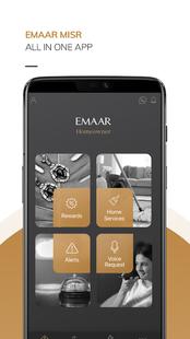 Screenshots - Emaar Misr eServices