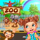Emma School Trip To Zoo: Family Animal Park