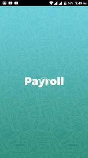 Screenshots - Employee payroll and salary calculator