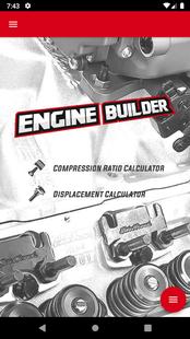 Screenshots - Engine Builder
