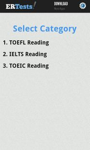 Screenshots - English Reading Test