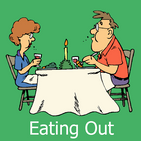 English To Eat Outside