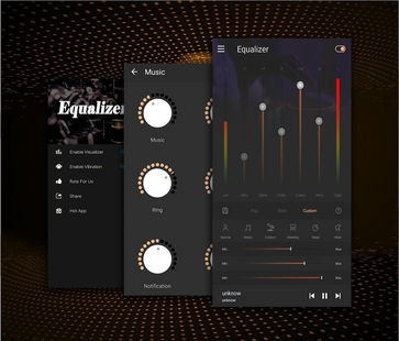 Screenshots - Equalizer - Bass Booster