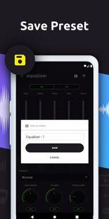 Screenshots - Equalizer, Music Volume Booster, Bass Booster, EQ
