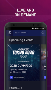 Screenshots - Eurosport Player - Live Sport Streaming App