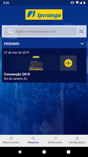 Screenshots - Eventos – Ipiranga