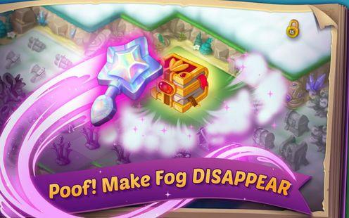 Screenshots - EverMerge: Merge & Build A Magical Enchanted World