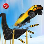 Extreme Car Jumping 3D: GT Racing Stunt Games 2020