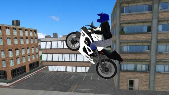 Screenshots - Extreme City Moto Bike 3D
