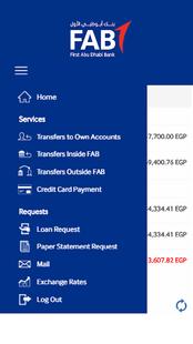 Screenshots - FAB Egypt