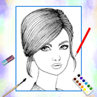 Face Draw Step by Step