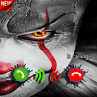 Fake Call For  Pennywise  - prank - 2021