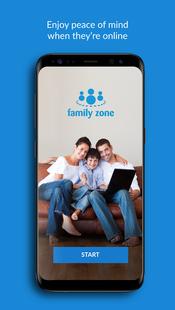 Screenshots - Family Zone Parental Controls