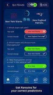 Screenshots - FanQuest: Sports Predictions