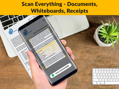 Screenshots - Fast Scan: QR Barcode Scanner, PDF, Text Converter