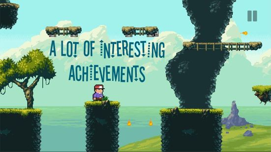 Screenshots - Fat Hero Adventures