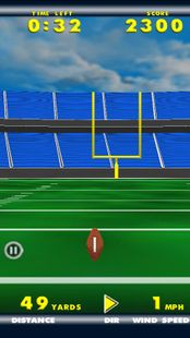 Screenshots - Field Goal Fever