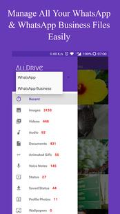 Screenshots - File Manager & Status Saver for WhatsApp