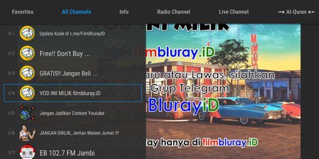 Screenshots - Film Bluray