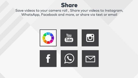 Screenshots - FilmoraGo - Free Video Editor