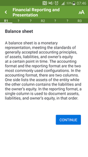 Screenshots - Financial Accounting Free Course 2018