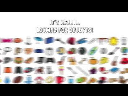 Video Image - Find objects
