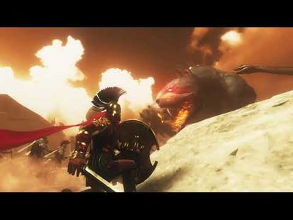 Video Image - Fire and Glory