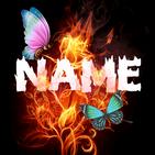 Fire Effect Name Art Maker