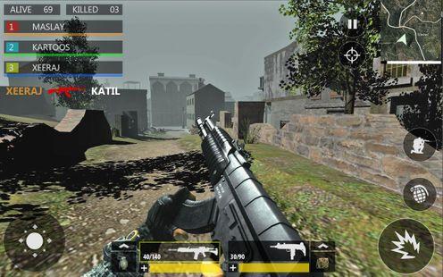 Screenshots - Fire Squad Battleground - Free FPS Survival Game