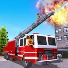Fire Truck Driving Game 2019
