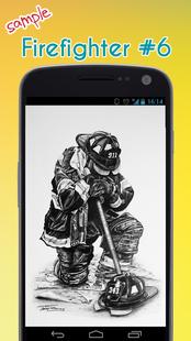 Screenshots - Firefighter My Hero Wallpaper