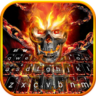 Fireskull Keyboard Theme
