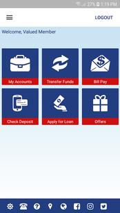 Screenshots - First Capital Mobile