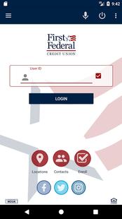 Screenshots - First Federal Credit Union