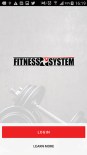 Screenshots - Fitness System Health Clubs