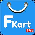 Fkart : Flipkart Lite Shopping App Fast 😲