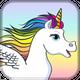 Flappy Unicorn Dash: Candy Hunt over the Rainbow
