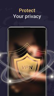 Screenshots - Flat VPN - Secure & Fast VPN Service