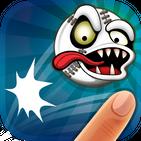 Flick Baseball - Zombies Home Run