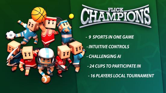 Screenshots - Flick Champions Classic