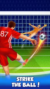 Screenshots - Flick Football : Flick Soccer Game