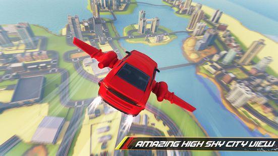 Screenshots - Flying Car Driving 2020 - Real Driving Simulator