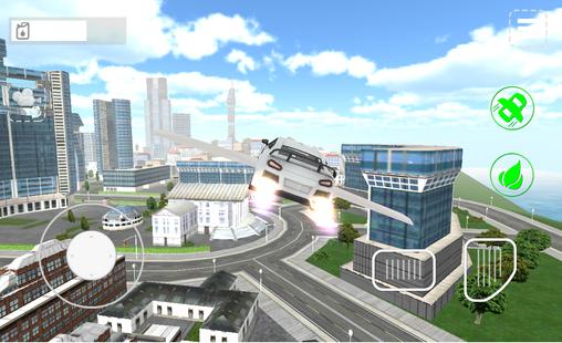 Screenshots - Flying Car Sim