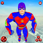 Flying Doctor Light Speed Superhero: Rescue Games
