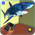 Flying Shark Simulator : RC Shark Games