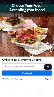 delivery foodzone app drinks restaurants apk