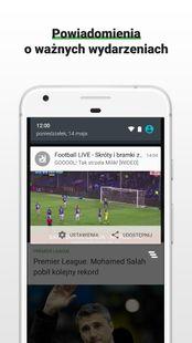 Screenshots - Football LIVE - piłka nożna, mecze, wyniki na żywo