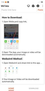 Screenshots - For Weibo Photo&Video Downloader&Player-Free&Fast