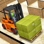 Forklift Adventure Maze Run 2019: 3D Maze Games